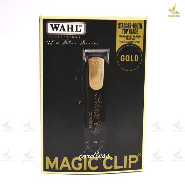 tong do cat toc magic clip gold t2