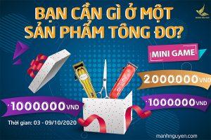 [𝑴𝑰𝑵𝑰 𝑮𝑨𝑴𝑬] ban can gi o mot san pham tong do