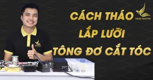 cach thao, lap luoi tong do cat toc