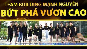 team building manh nguyen - but pha vuon cao 2020