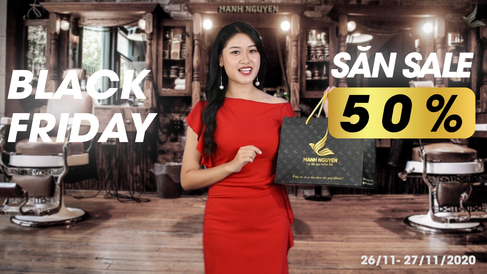backfriday san sale len den 50% tai manh nguyen