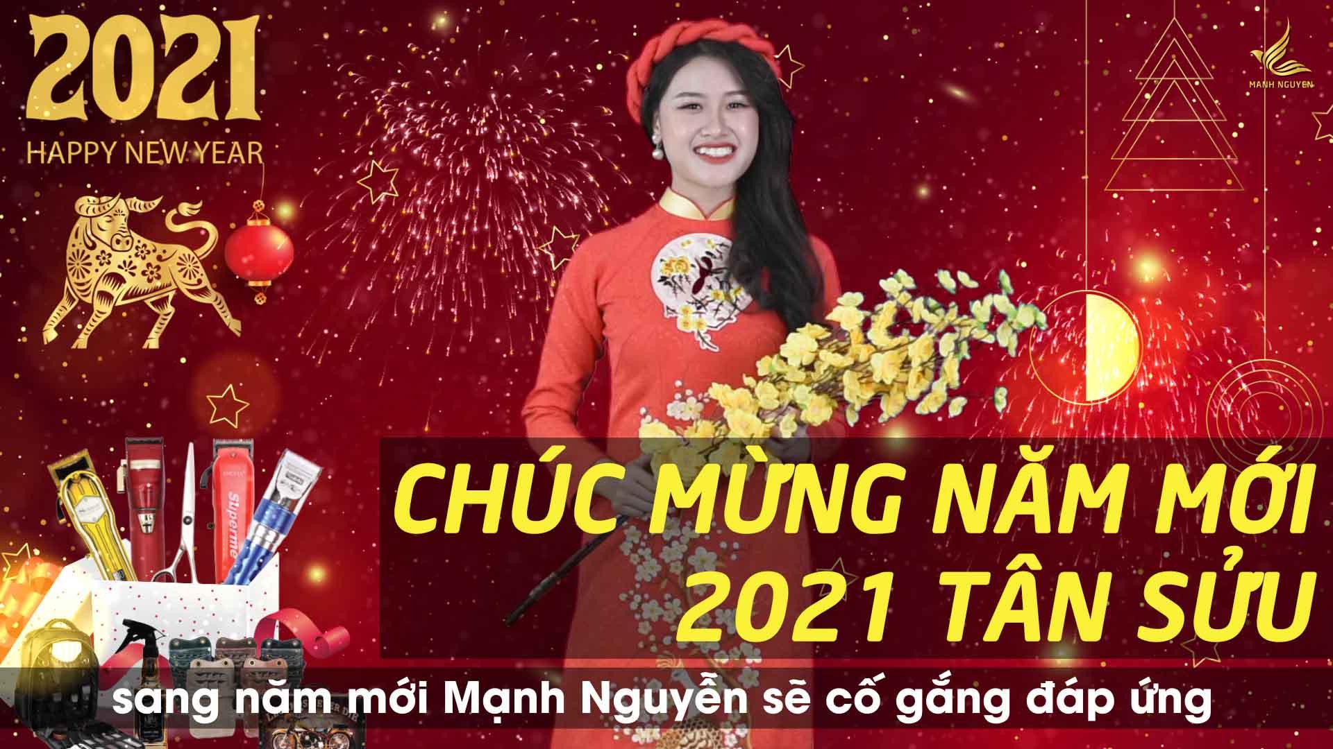 happy new year- chuc mung nam moi 2021 tan suu
