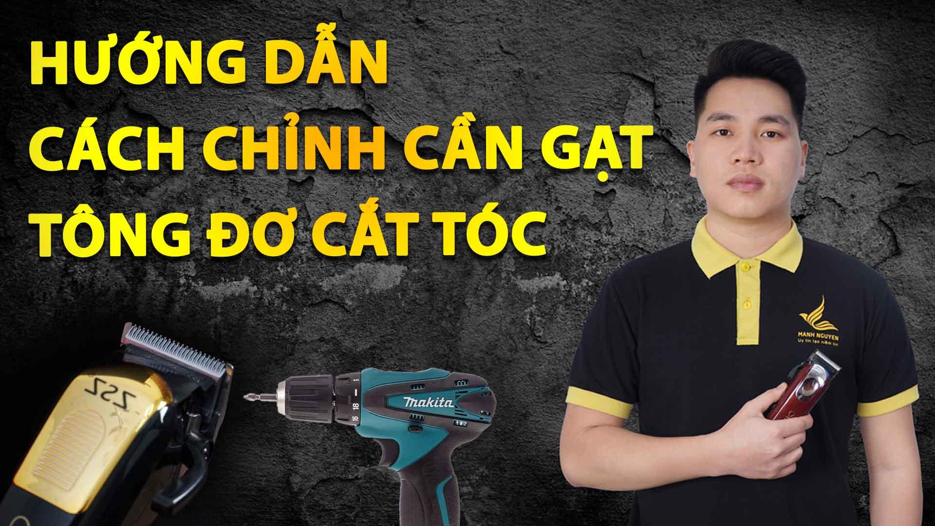 huong dan cach chinh can gat tong do xuong sau hon