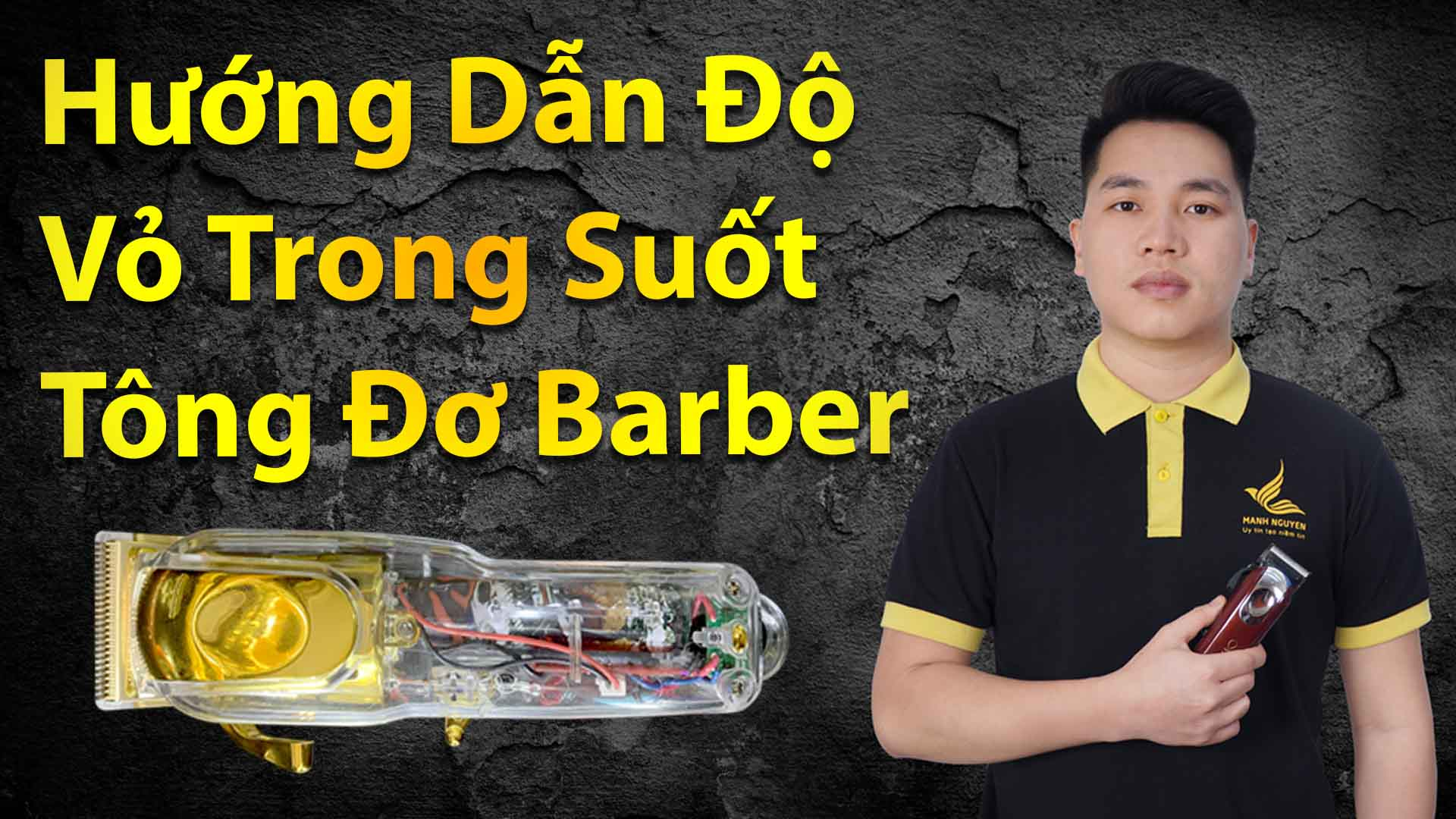 huong dan do vo trong suot cho tong do barber