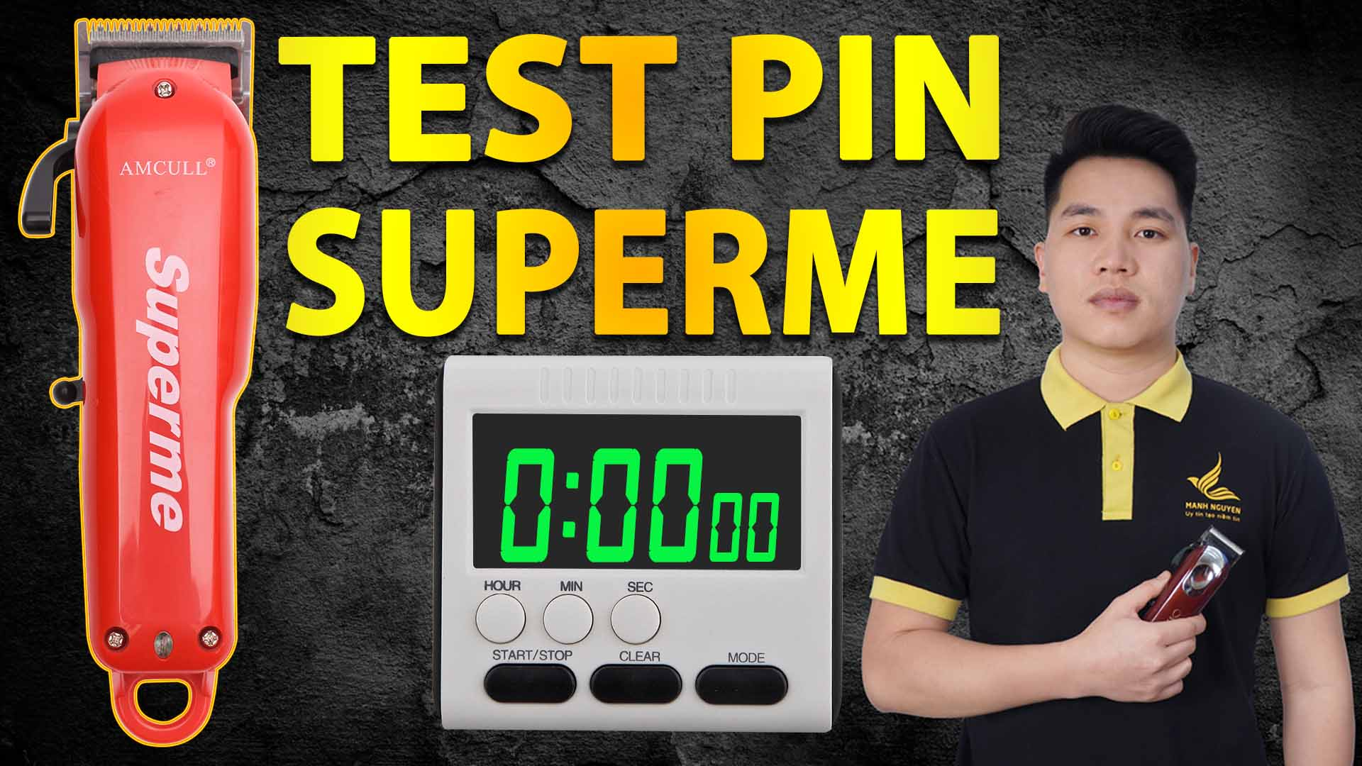 test pin tong do cat toc Superme 8083