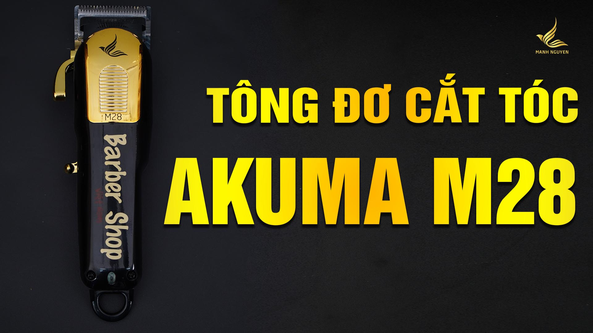 tong do cat toc akuma m28