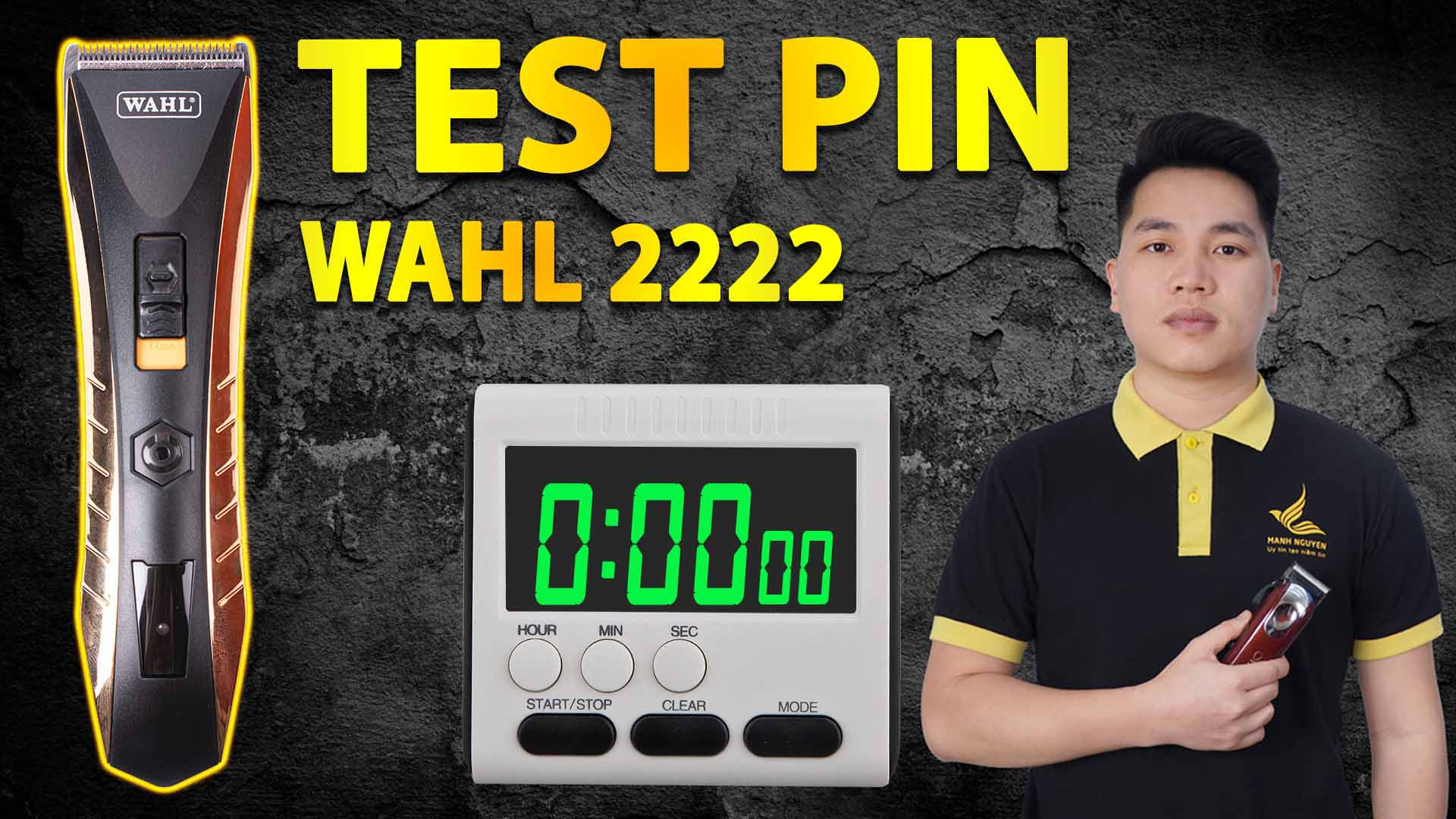 test pin tong do cat toc wahl 2222