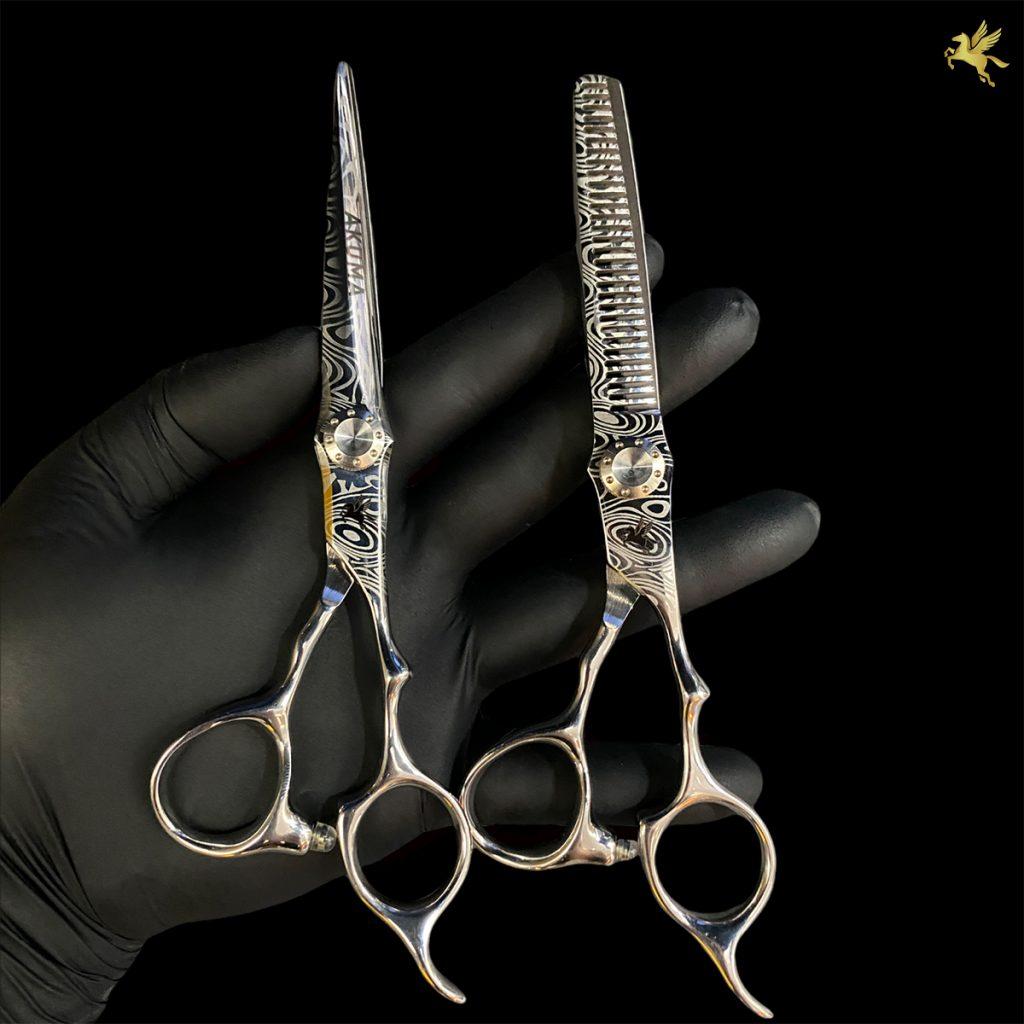 Bộ kéo cắt tóc akuma mca86 (4)