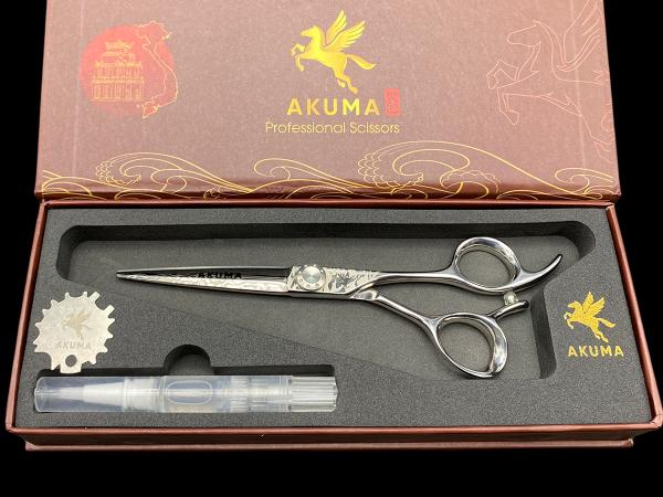 Kéo cắt tóc Akuma EAC28A (3)