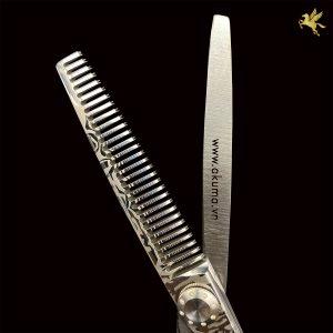 Kéo cắt tóc Akuma EAC28B (3)